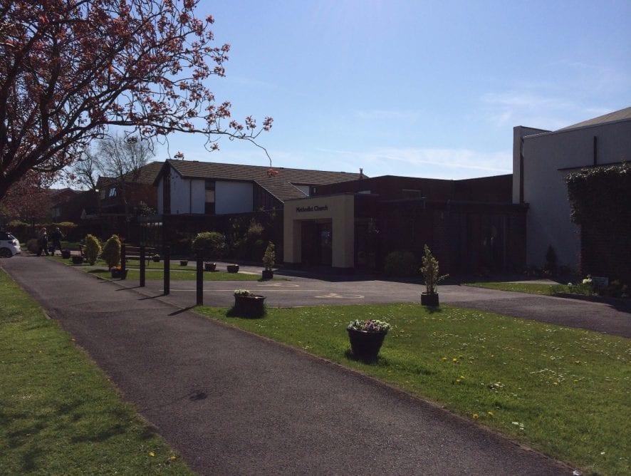 Church -Poulton Methodist Church
