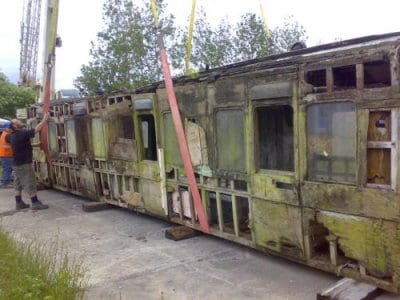 PWRS - Poulton and Wyre Railway Society