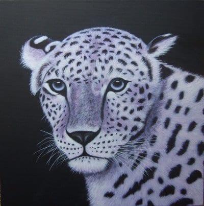 Artist Catherine Stubbs