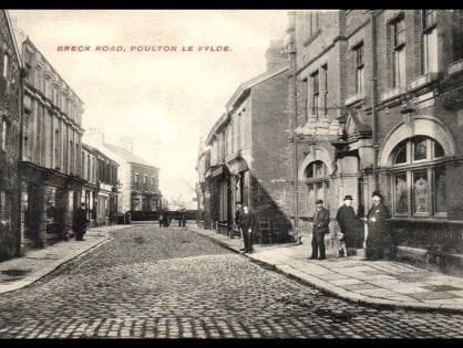 History of Poulton-le-Fylde