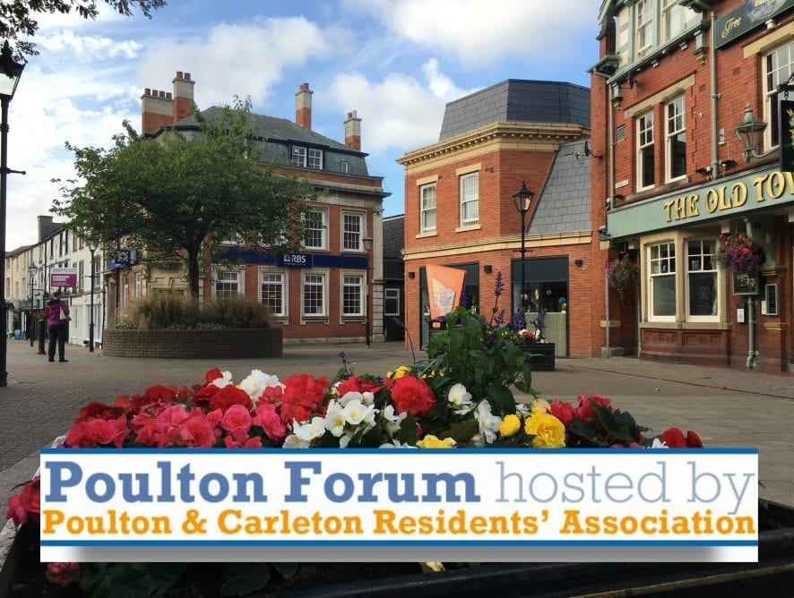28. Poulton Forum 12 February 2019