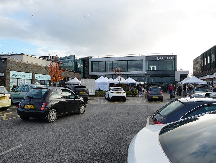 Car Parking in Poulton