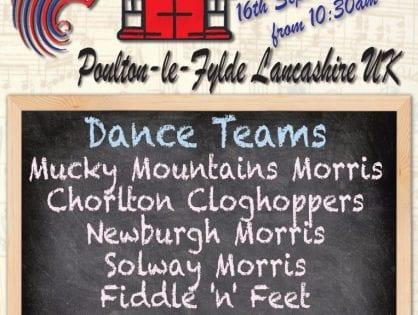 Singleton Cloggers Day of Dance