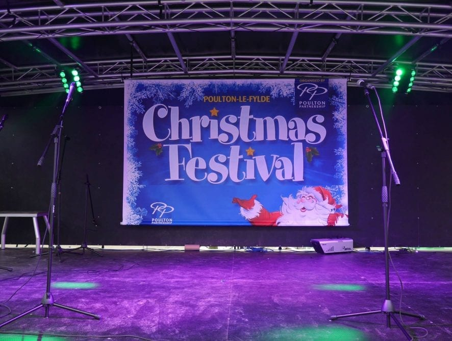 Poulton Christmas Festival