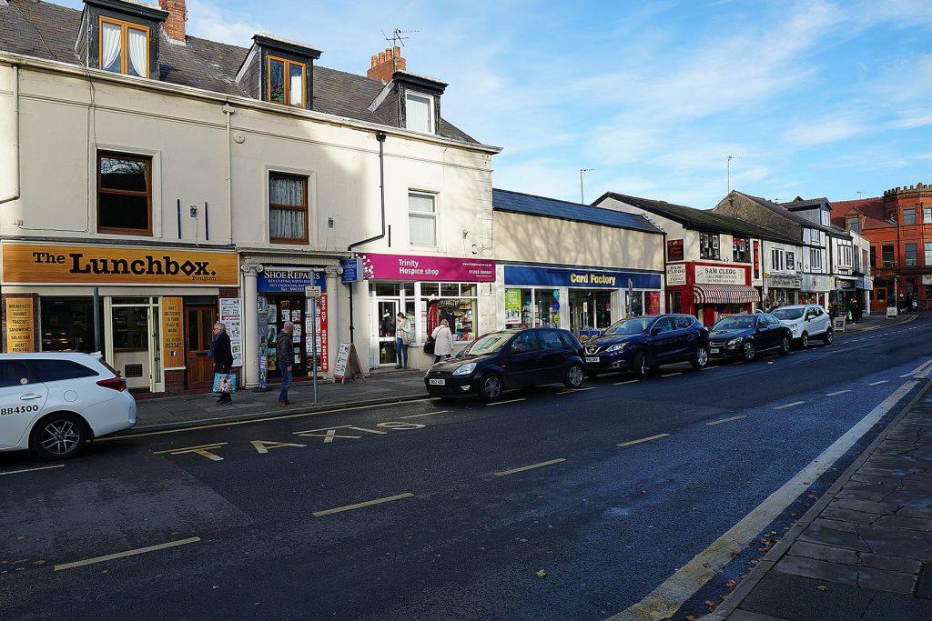 Ball Street in Poulton