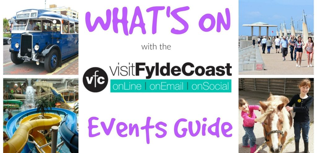 Visit Fylde Coast events guide