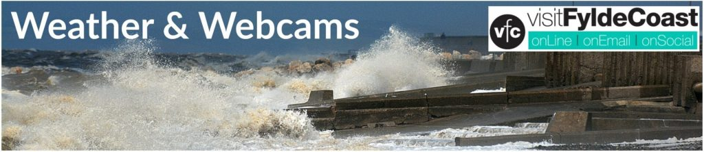 Fylde Coast Weather and Webcams