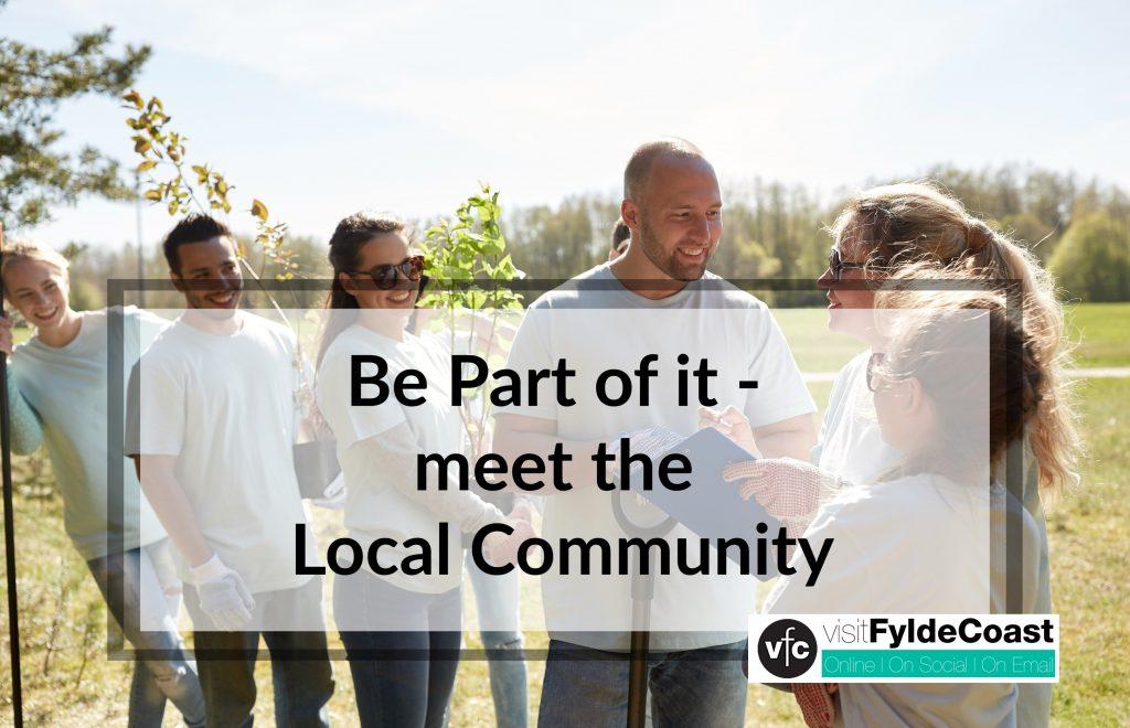 Meet the local Community with Visit Poulton-le-Fylde